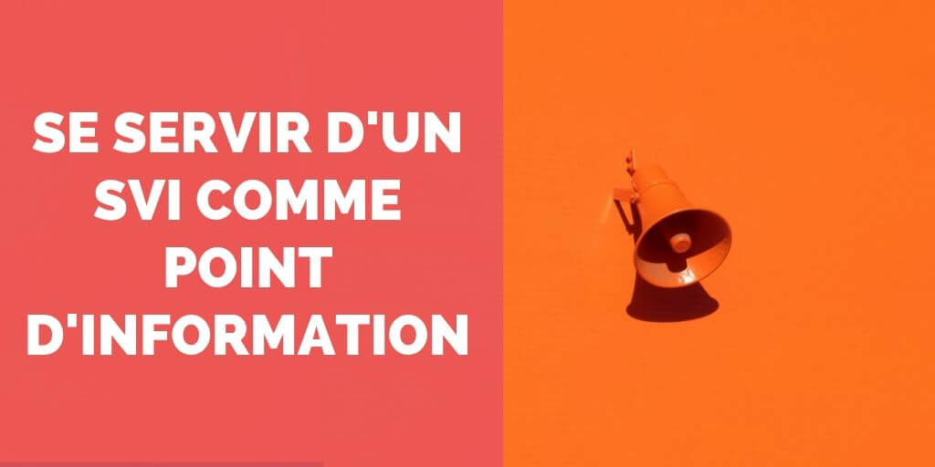 Serveur vocal interactif point information