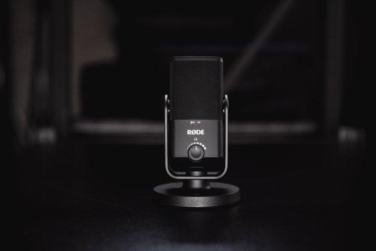 micro qui enregistre